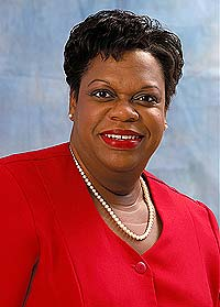 Sheena Glasgow, Postmaster General of the Cayman Islands