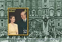 Stamps feature 60th Anniversary of HM Queen Elizabeth II & HRH Prince Philip